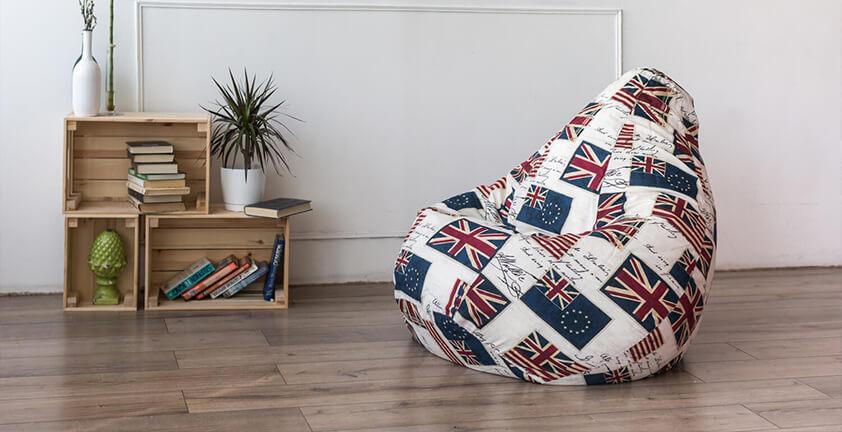 Кресло мешки оксфорд и дюспо