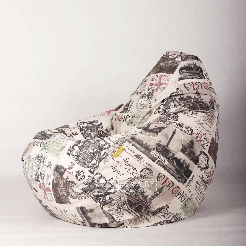 Кресло-мешок Графиня