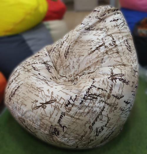 Кресло-груша Кросс