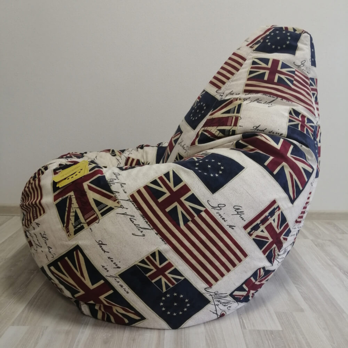 Кресло-груша Флаги