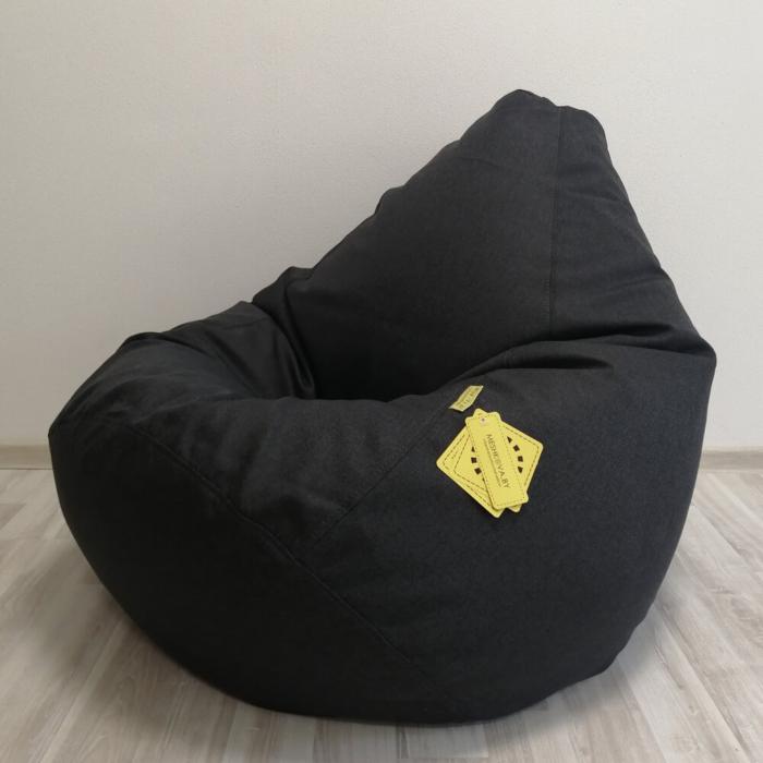 Кресло-груша Палермо Антрацит