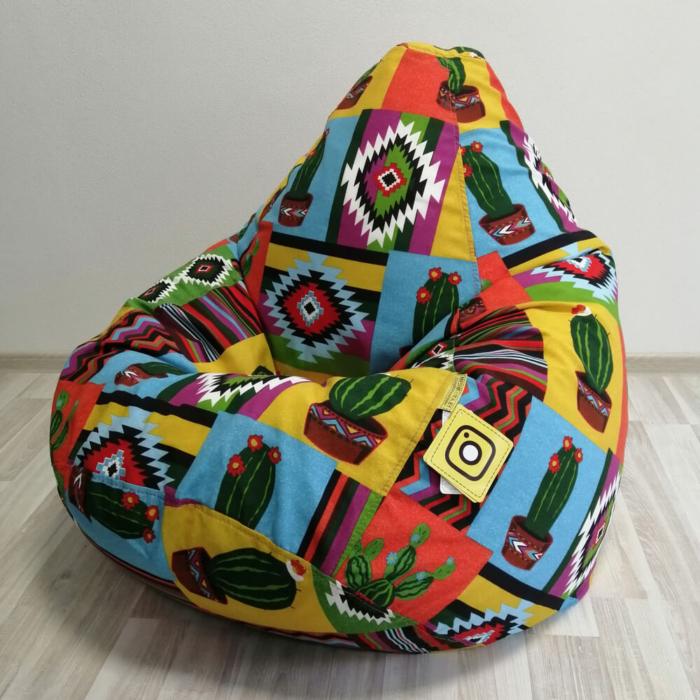 Кресло-груша Кактус