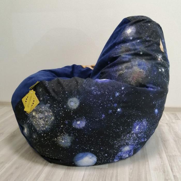 Кресло-груша Космос Микс
