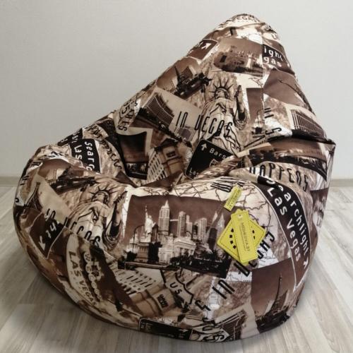 Кресло-груша Биг Сити Лайф