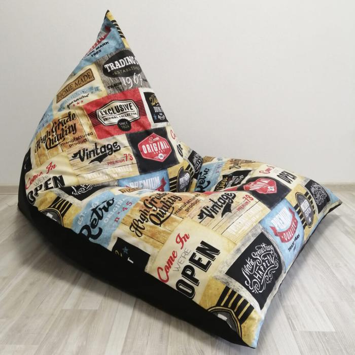 Кресло-пирамида Блэк Лейбл