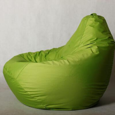 Кресло-груша Стронг Салатовая
